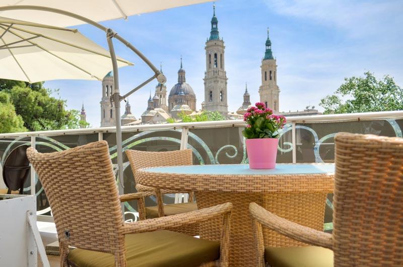 15 Terrazas De Zaragoza Para Disfrutar Del Buen Tiempo