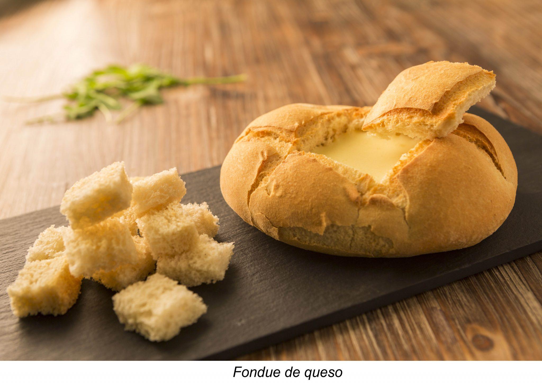 03. Fondue de queso