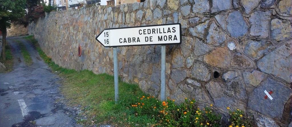 CABRA DE MORA