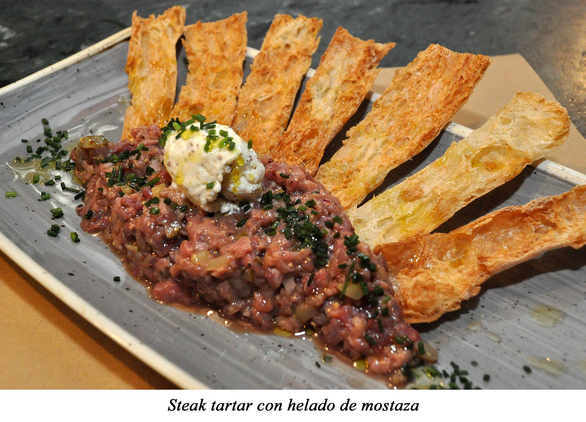 11. Steak Tartar