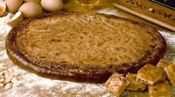 torta de balsa caspe, panaderías agrupadas de caspe