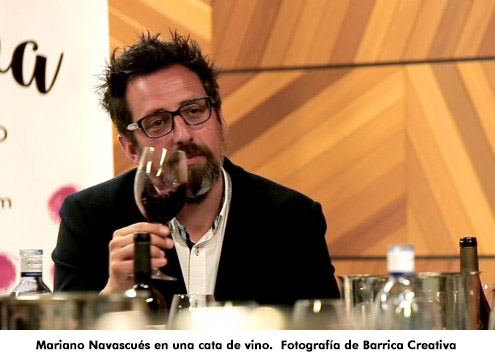 08. Cata de vinos Mariano Navascues