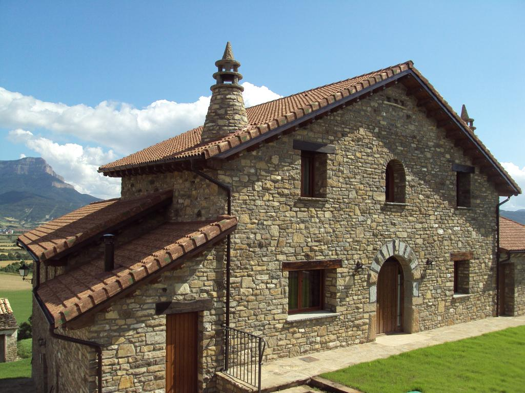 casa rural o franigal