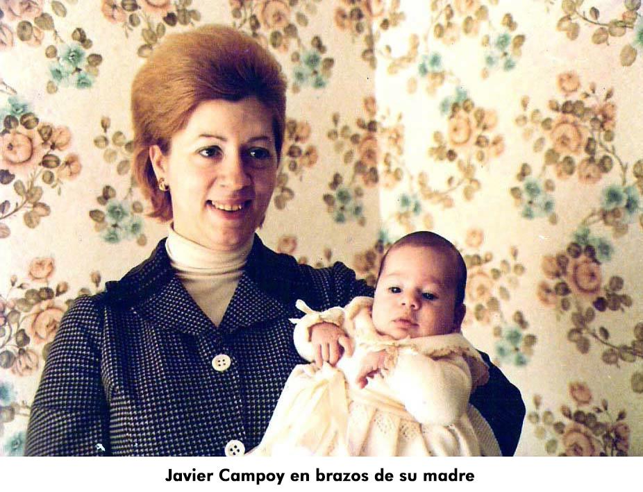 01. Javier con su madre