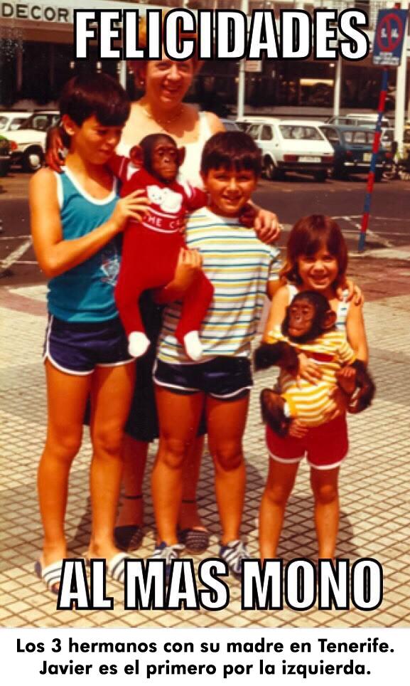 02. Los tres hermanos y su madre