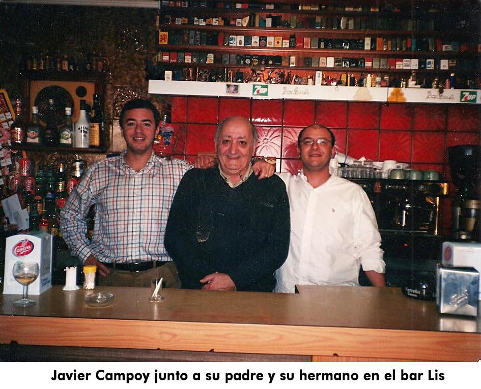 06. Javier en el Bar Lis