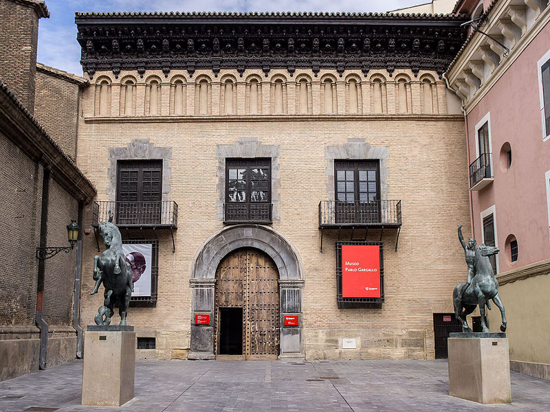 25. Museo Pablo Gargallo