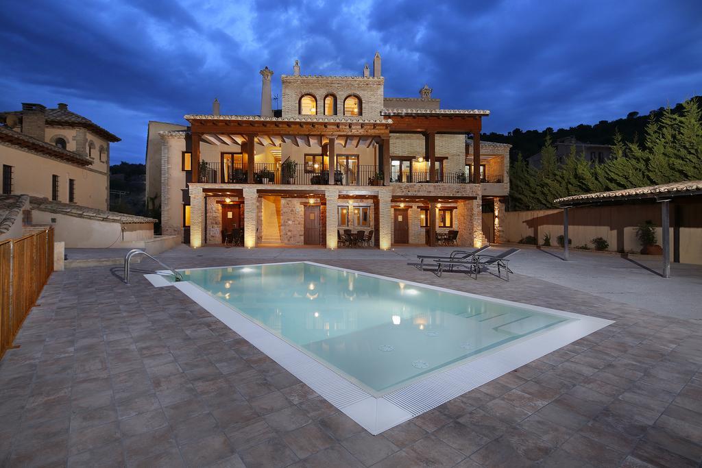 La espectacular casa rural que no esperabas encontrar en Aragón ...
