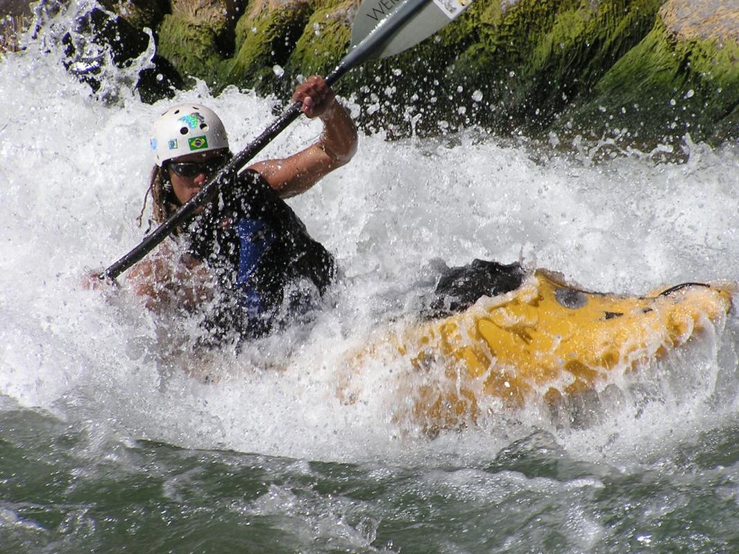 Kayak alpino