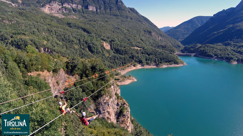 Tirolina - foto de Tirolina Valle de Tena