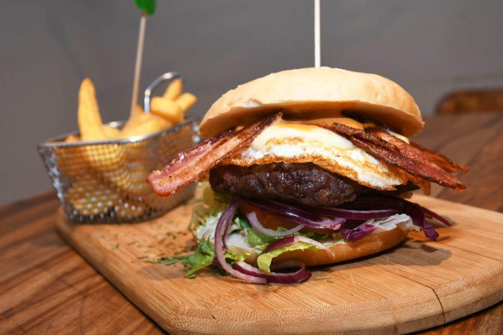 11. hamburguesa