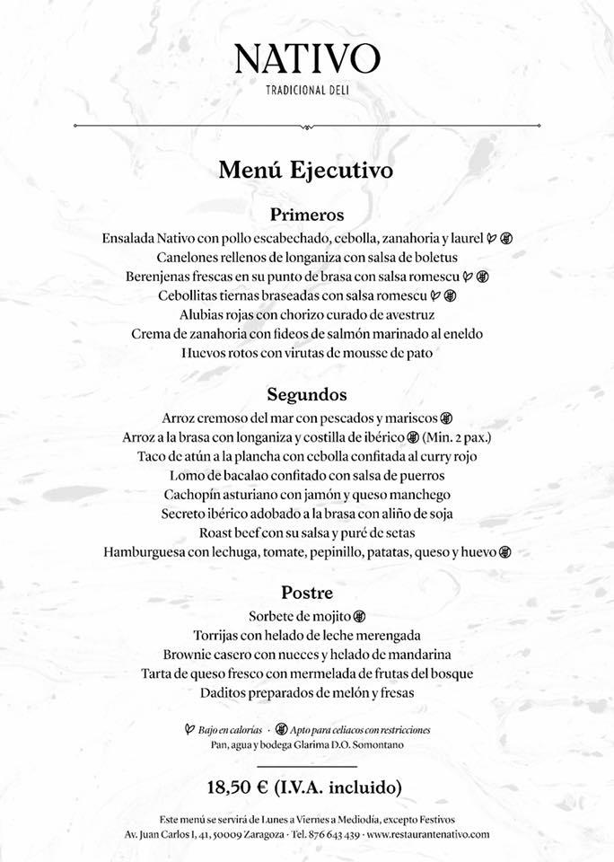 05. menu ejecutivo nativo