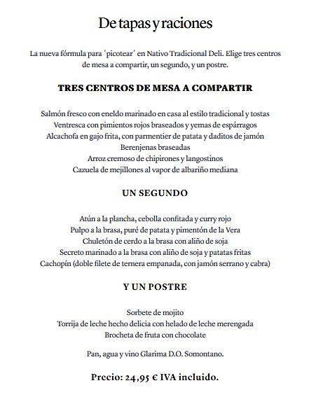06. menu tapas y raciones
