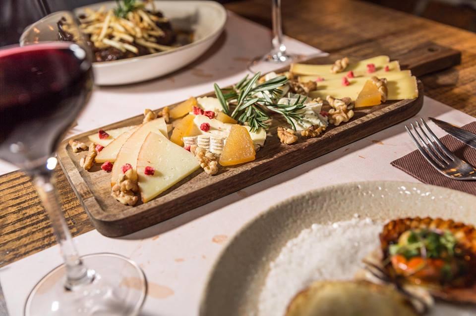 16. tabla de quesos