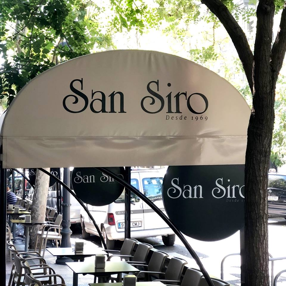 Rincones gastronómicos de Zaragoza. San Siro Zaragoza - Enjoy Zaragoza