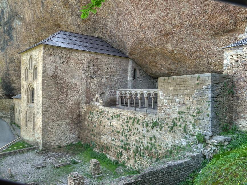 Real Monasterio de San Juan de la Peña, Botaya- Archivo del Gobierno de Aragón