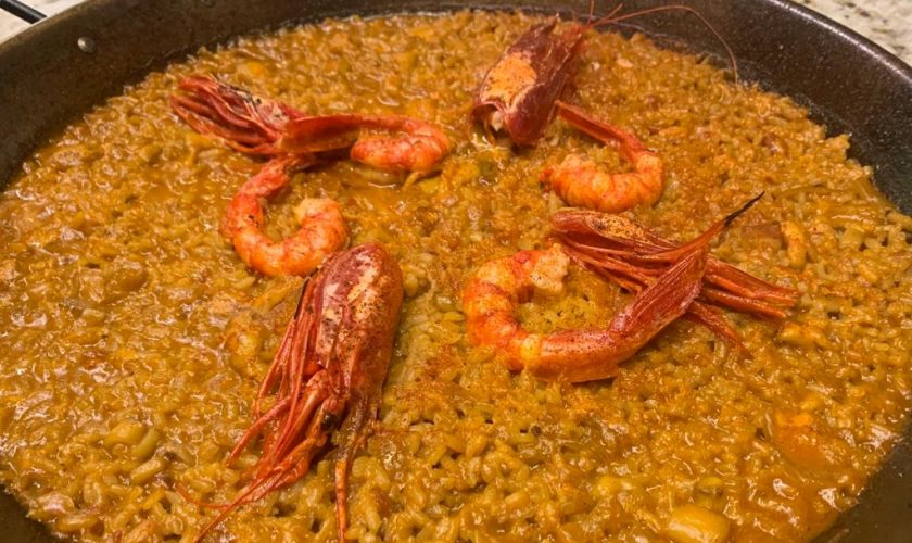 arroz la bella lola
