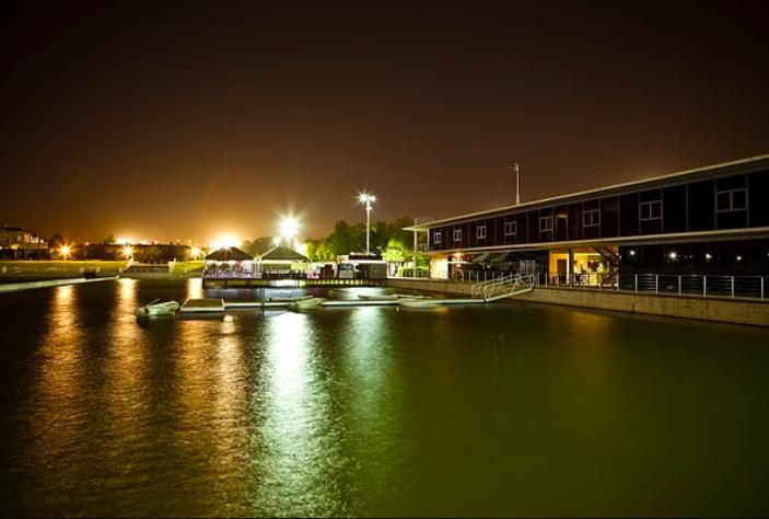 Terraza El Lago Noches De Verano Mágicas En Zaragoza