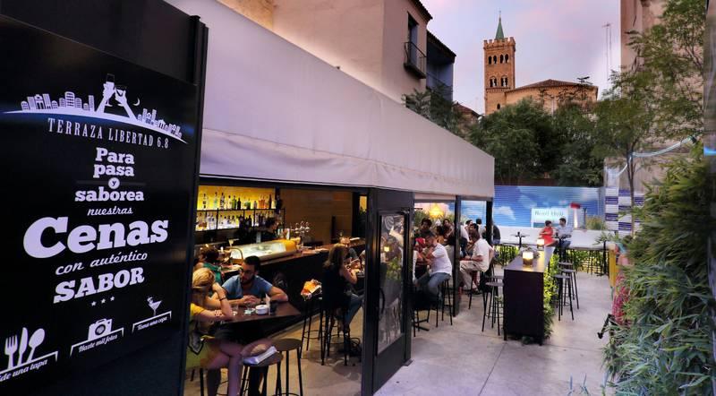 Diez Terrazas De Moda De Zaragoza En Las Que Dejarte Ver