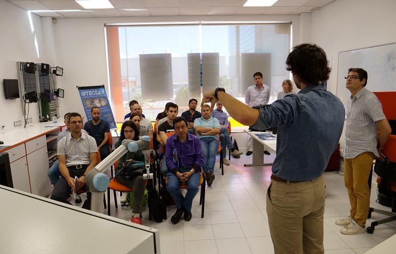 Curso Profesionales Zaragoza