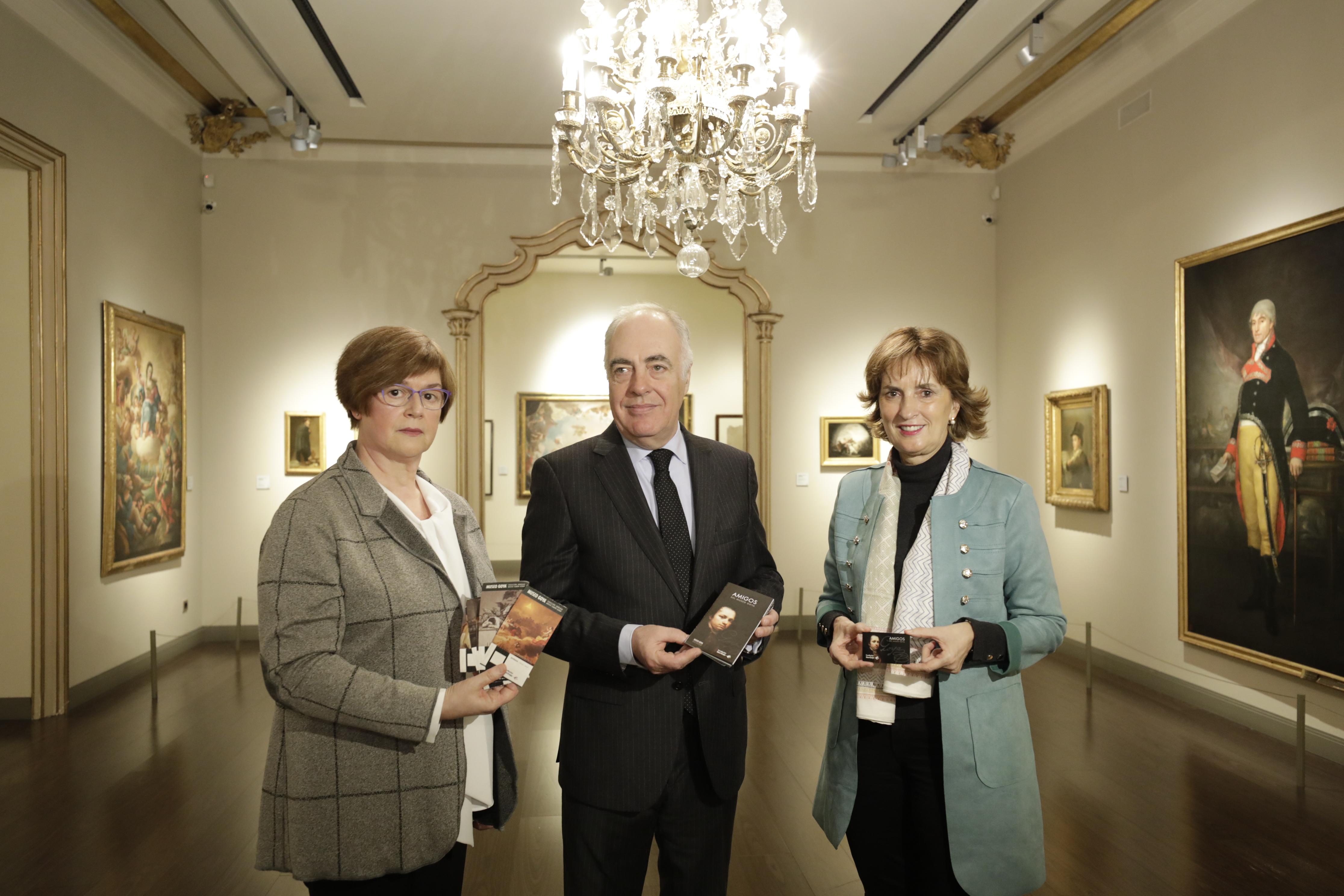 Presentación Amigos del Museo Goya