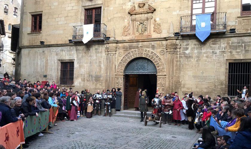 jornadas medievales sos del rey catolico