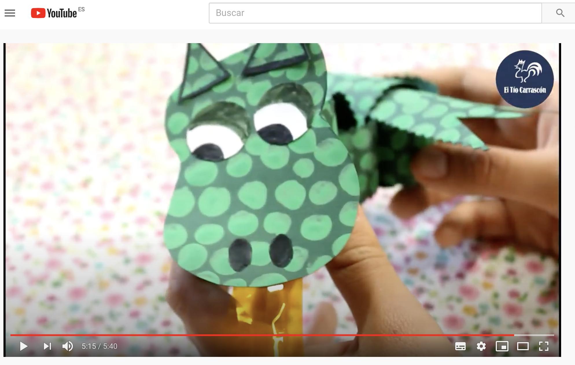 como hacer un dragón