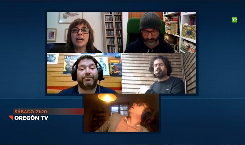 Oregon tv en casa