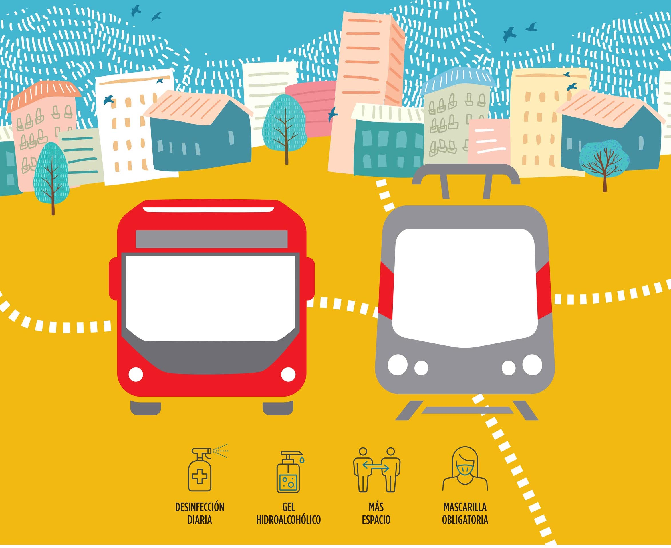 AF Mupi movilidad +segura Bus y tranvia TR