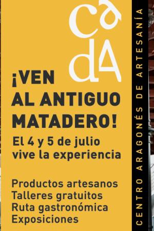 Cartel Feria Artesania