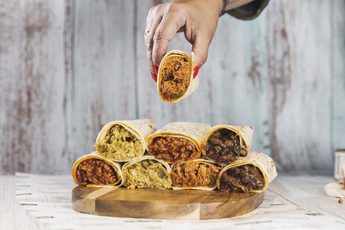 mix tacos