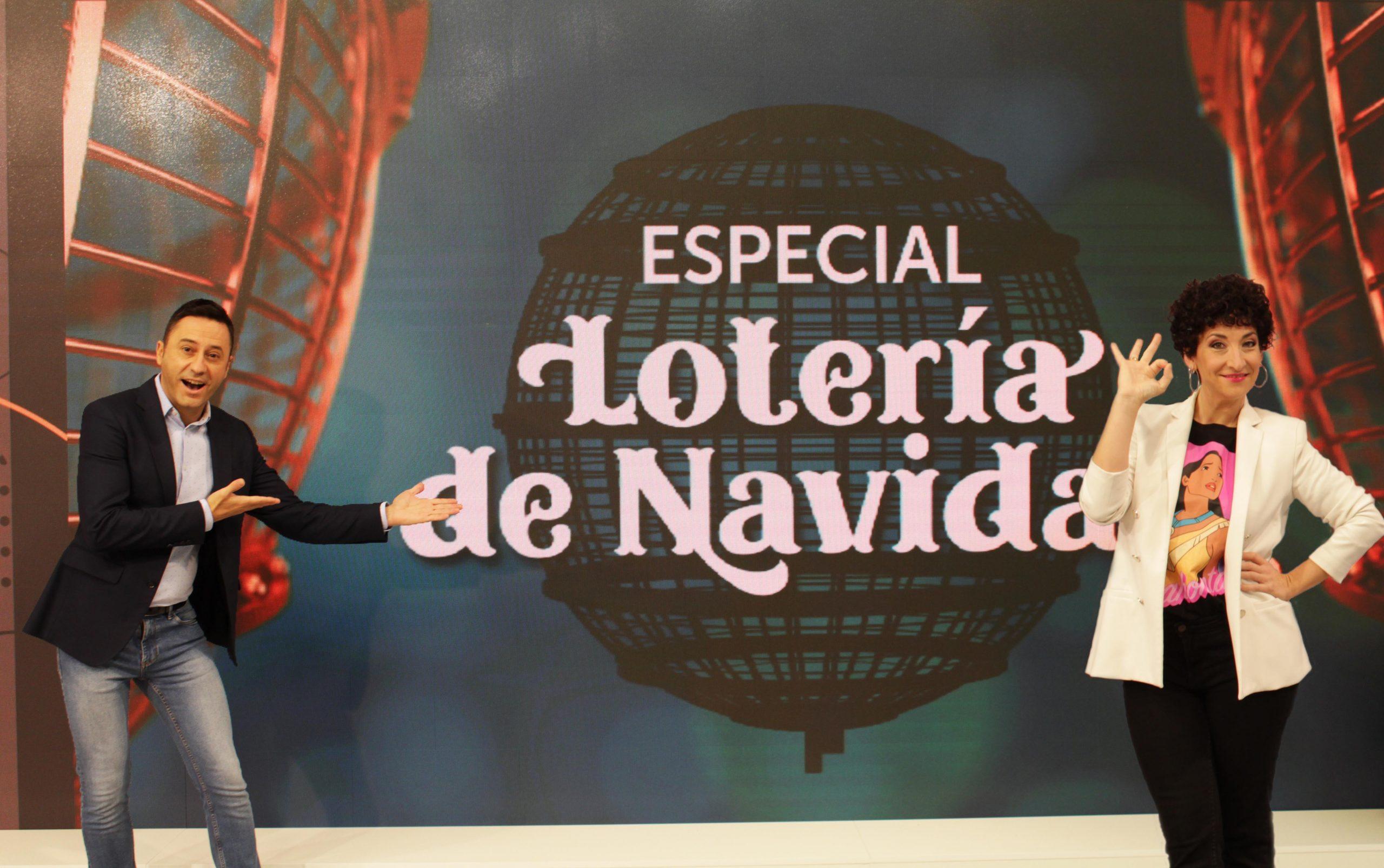 Prensa CARTV-Especial Lotería de Navidad