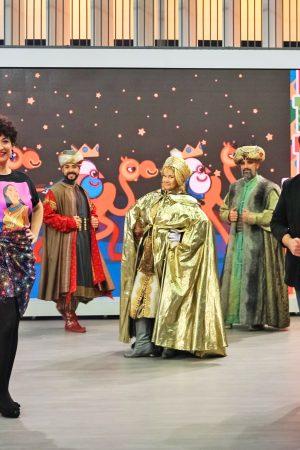 Prensa CARTV-Tras la pista de los Reyes Magos