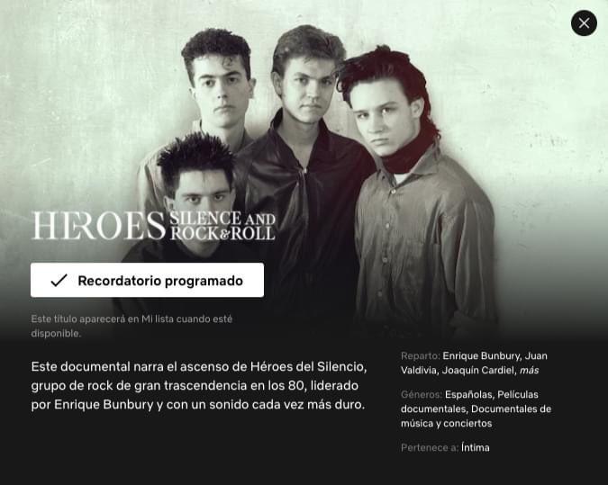 documental netflix heroes
