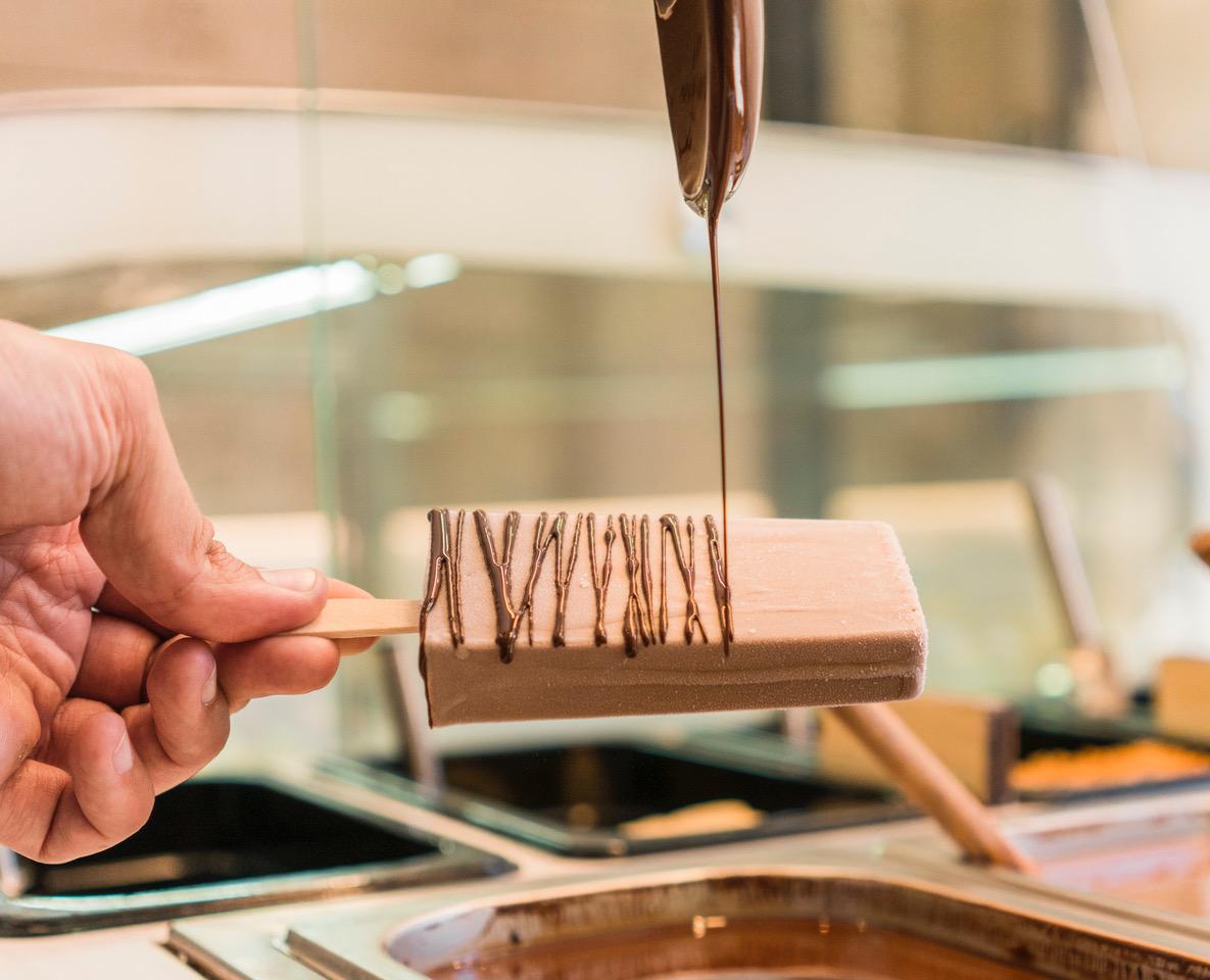 Los polos se elaboran con ingredientes naturales