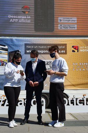 Prensa CARTV-Nace Aragón Noticias 06