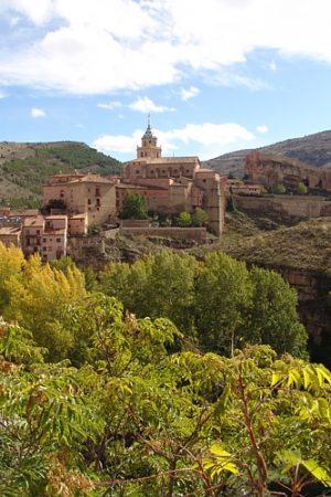 Parque Albarracín