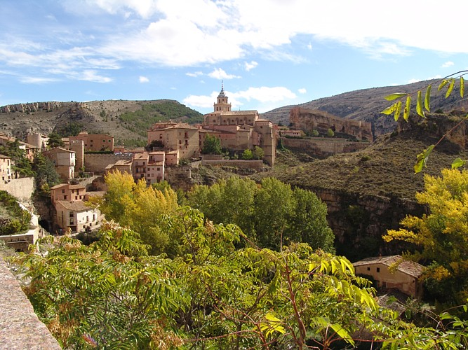 Parque Albarracín