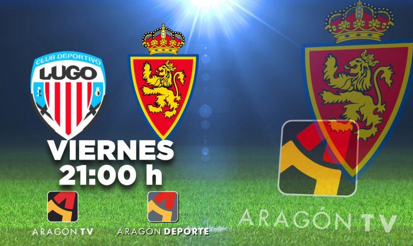 Prensa CARTV Lugo-Real Zaragoza en Aragón TV