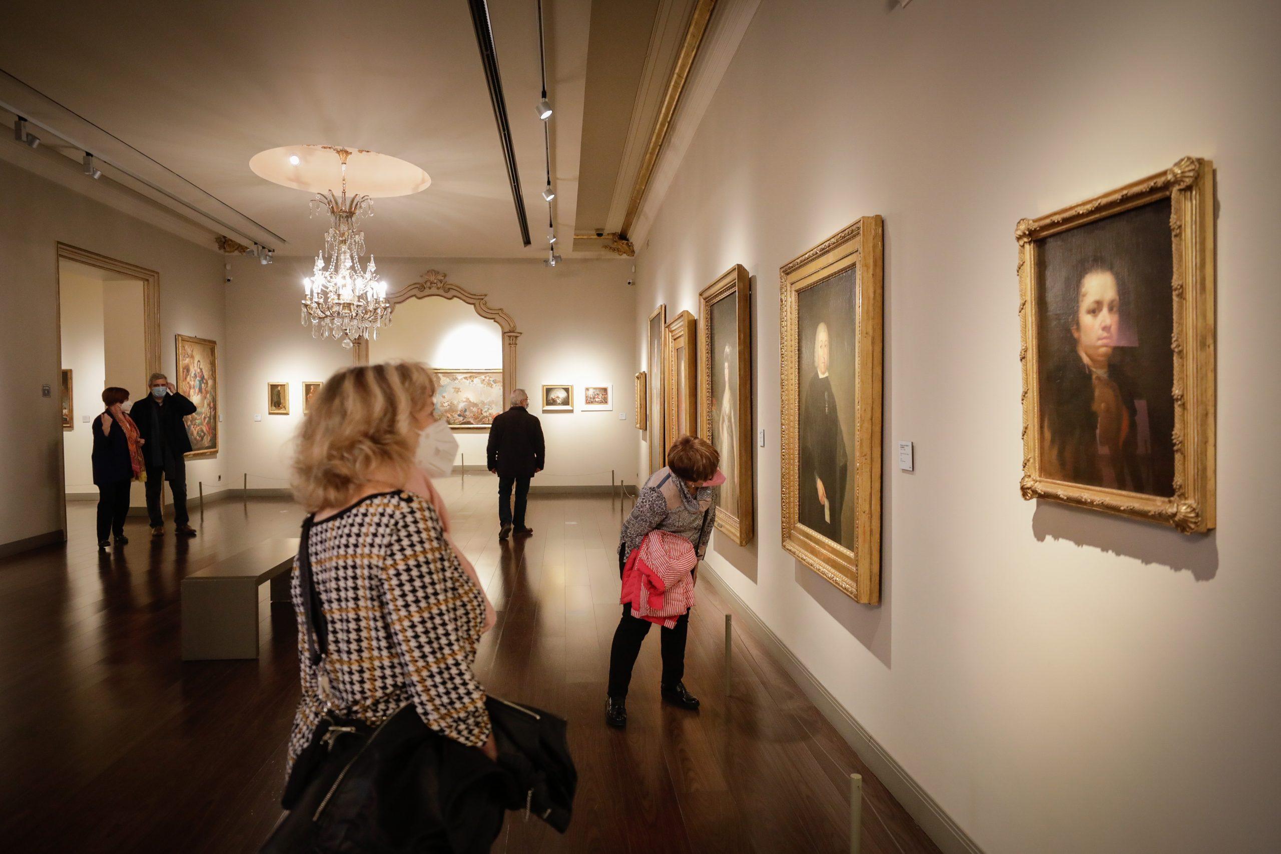 El público celebra el aniversario en el Museo Goya (2)