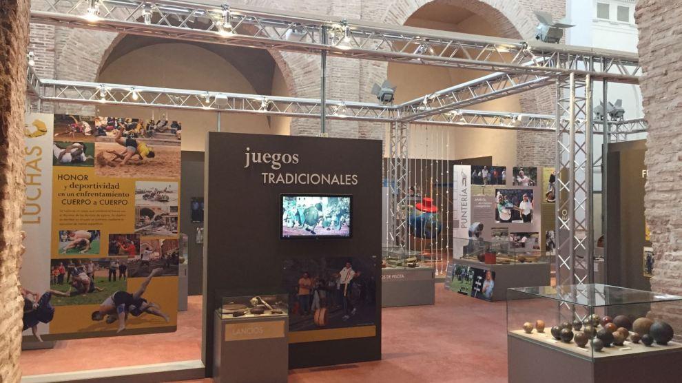 MUSEO DE LOS JUEGOS TRADICIONALES (LA ALMUNIA DE DOÑA GODINA)