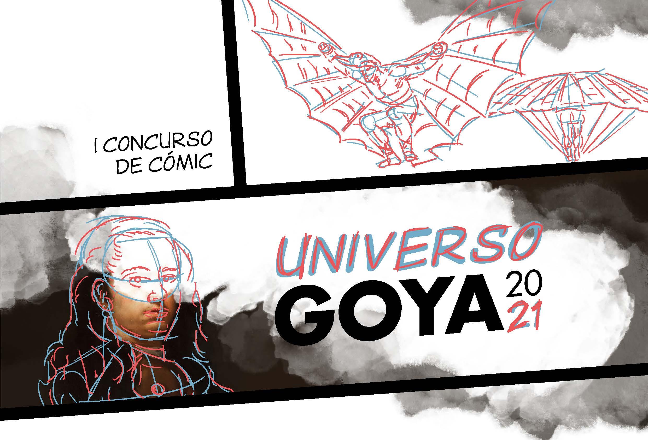 I Concurso de Cómic_Universo Goya2