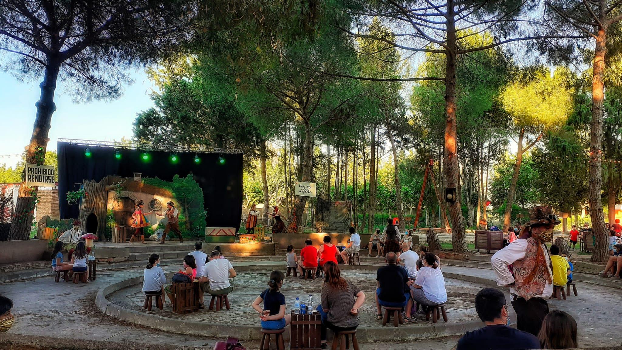 Jardin de las Artes 2020