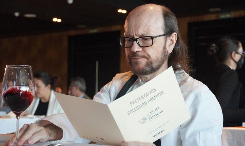 Santiago Segura durante el acto de presentación de la Colección Premium (2)