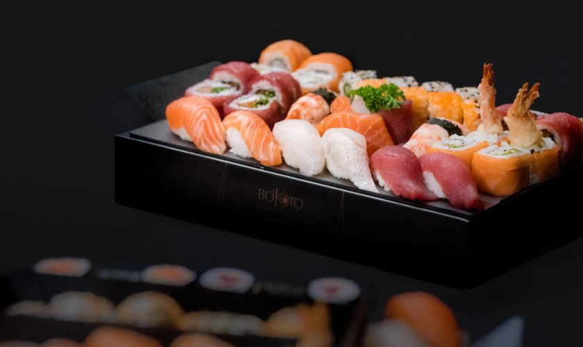 Sushi bok-bokoto delivery-take away